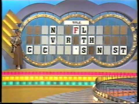 Wheel of Fortune (U.S. television game show), video still, c. 2016.